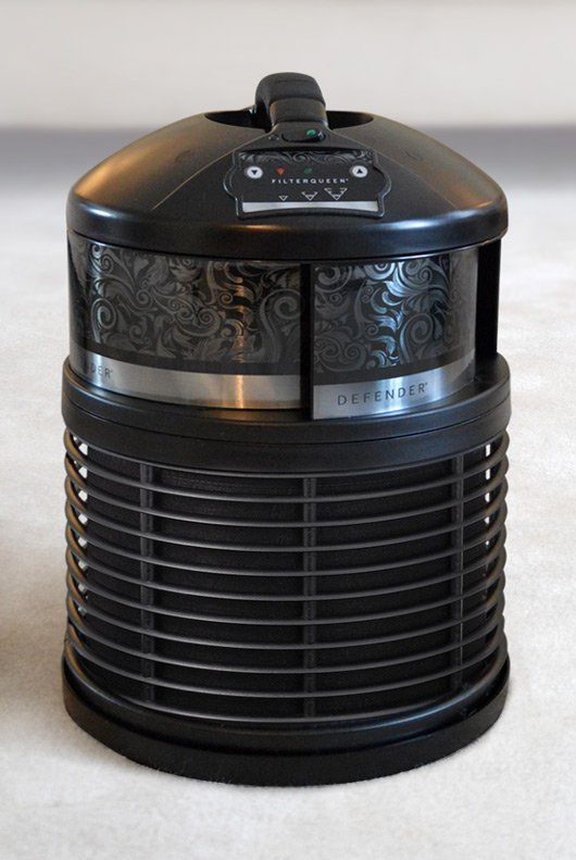 filterqueen defender luchtreiniger groot