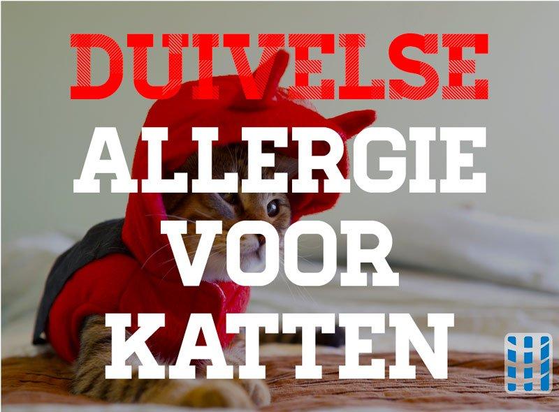 allergie katten luchtreinigeradvies