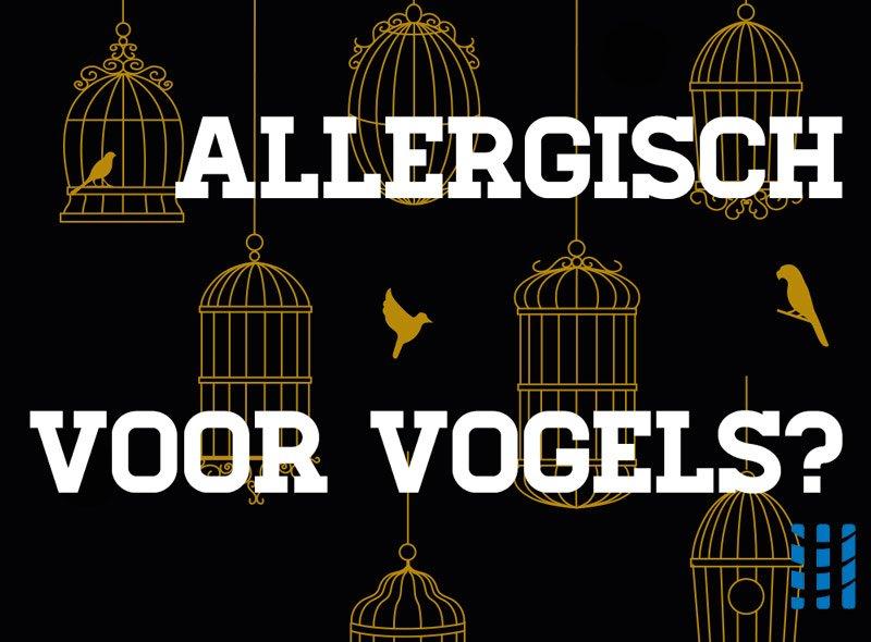 allergisch voor vogels luchtreinigeradvies