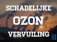 ozonvervuiling schadelijke gevolgen voor menselijke gezondheid