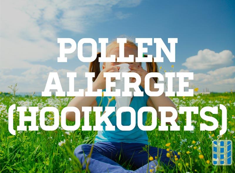 pollen allergie of hooikoorts luchtreinigeradvies