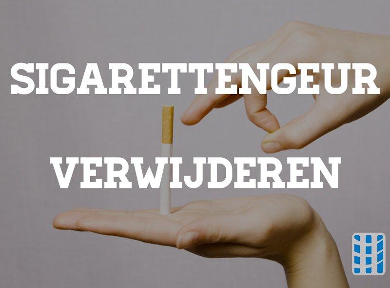 Sigarettengeur Verwijderen Uit Jouw Binnenlucht Efficiënte
