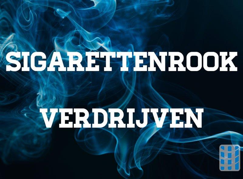 sigarettenrook verdrijven luchtreinigeradvies