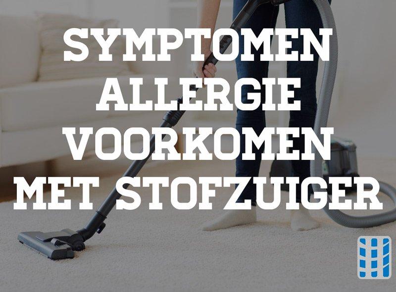 symptomen allergie luchtreinigeradvies