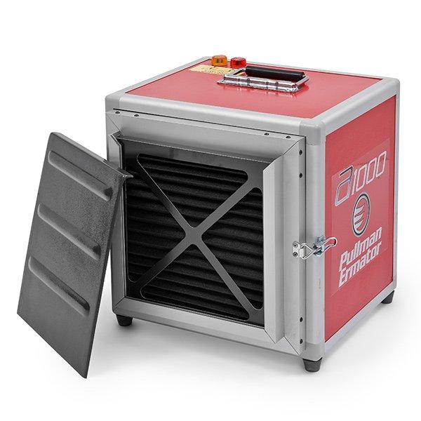 beschermplaat en voorfilter professionele luchtreiniger pullman ermator A1000
