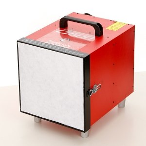 stofafzuiging bouwstof mobiele unit pullman ermator A600U