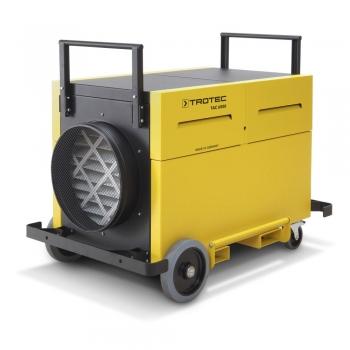 afzuiging industrieel model verplaatsbaar recirculatie of onderdruk ook cleanroom toepassingen TAC 6500 trotec