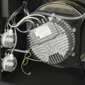 krachtige duurzame componenten industriële afzuiging bedrijfshallen loodsen machineruimtes TAC 6500 trotec