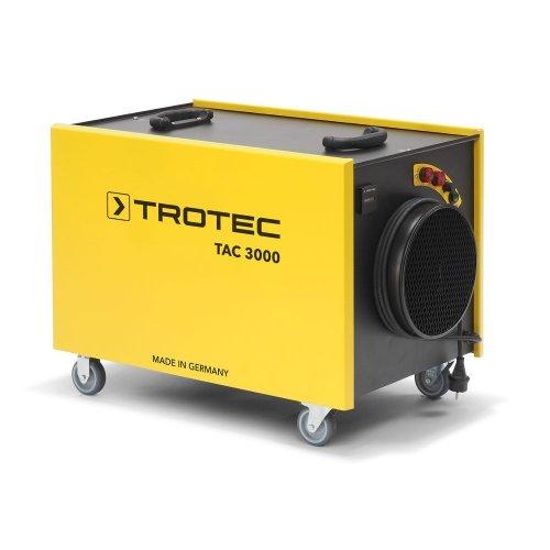 stofafzuiging houtbewerking 1000m³ per uur TAC 3000 trotec