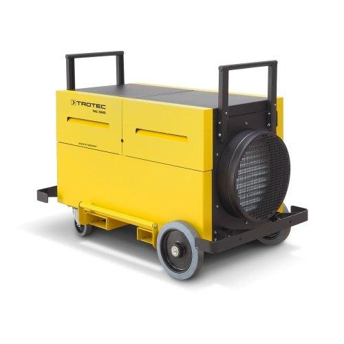stofafzuiging werkplaats 2500m³ per uur 230 Volt TAC 5000 trotec