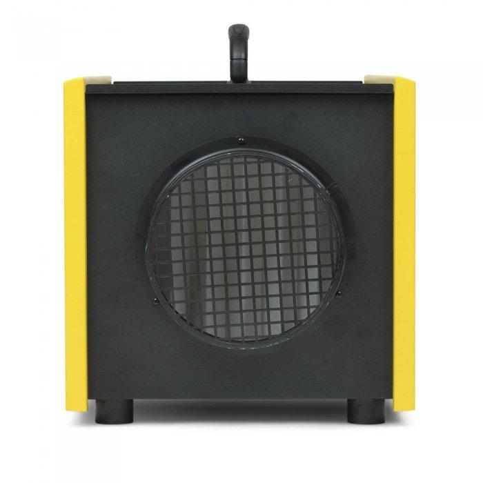 stofafzuigunit bouw en industrie met sensorgestuurde vervangingsindicatie tac 1500