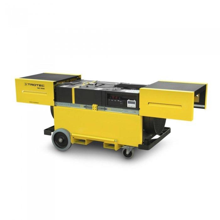 werkplaats afzuiging modulaire filtermodules vrij aanpasbaar TAC 5000 trotec
