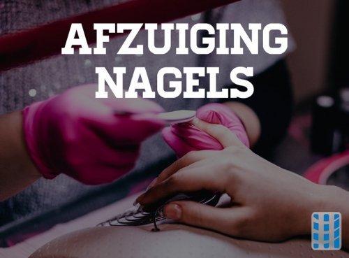 Afzuiging nagels - Luchtzuivering voor Manicure & Pedicure Behandelingen
