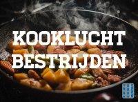 kookgeur & kookluchtjes verwijderen met luchtreiniger actieve koolstoffilter advies
