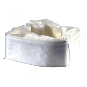 longopac plastieken slurf stofvrij afvoeren van opgezogen bouwstof s13 pullman ermator