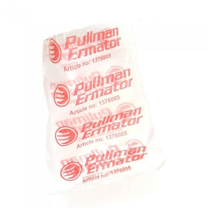 losse plastieken zak als stofzak voor professionele s13 stofzuiger pullman ermator alternatief voor longopac