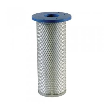 twee gecertificeerde HEPA H13 filters in deze bouwstofzuiger S26 Pullman Ermator