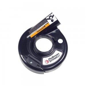 180 mm stofafzuigkap voor bronafzuiging bij handgereedschappen met industriestofzuiger s36 pullman ermator