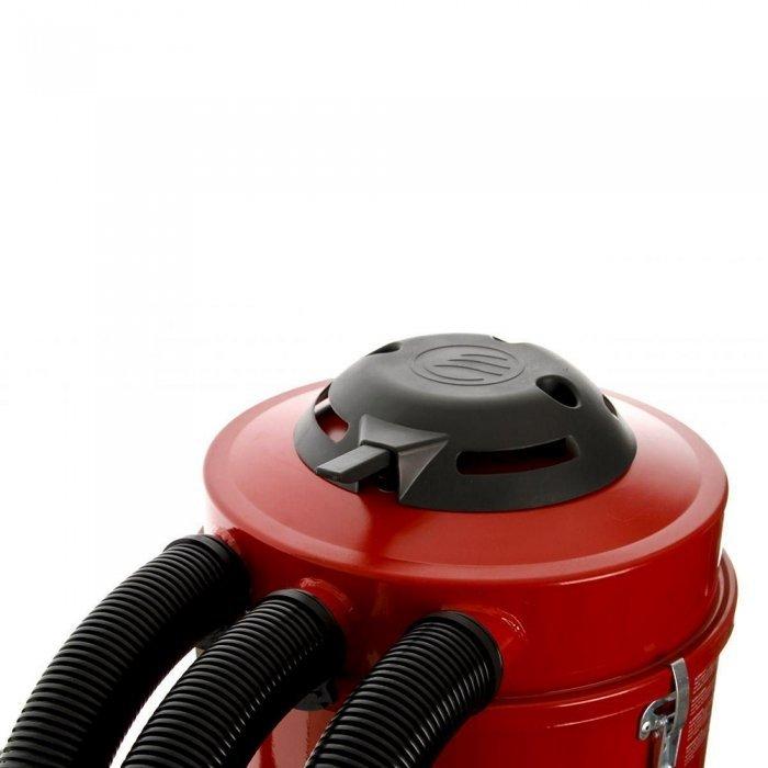 cycloonaanzuiging met 3 motoren en ingebouwde jet pulse reinigingsfunctie voor conische polyester voorfilter s36 pullman ermator