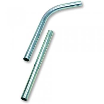 driedelige zuigstang uit inox deel van standaardlevering S36 industriële stofzuiger pullman ermator