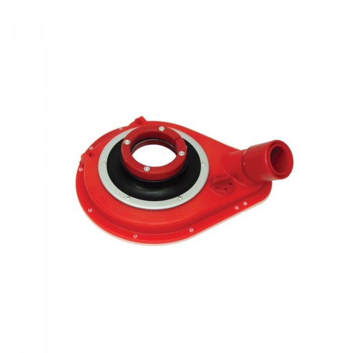 premium stofafzuigkap deluxe uitvoering voor handgereedschappen diameter 180 mm voor aansluiting op s36 pullman ermator industriestofzuiger