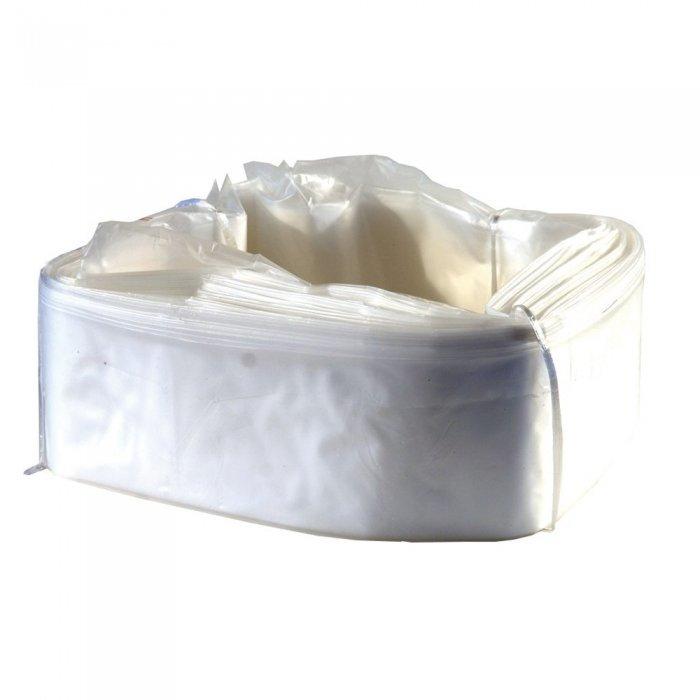 stofvrij opgezogen afval afvoeren dankzij plastieken slurf longopac voor industriestofzuiger s36 pullman ermator