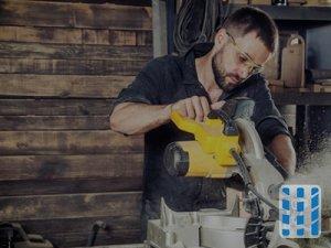 mobiele stofzuiger voor hout stofbestrijding HEPA voor schrijnwerkerij timmerwerkplaats