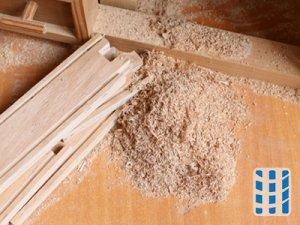stofzuiger voor houtmot en houtsnippers luchtreinigeradvies