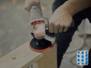 stofzuiger voor houtstof van houtschuurmachine