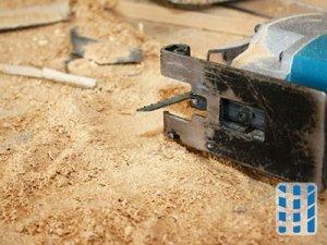 stofzuiger voor zaagsel afkomstig van handgereedschap voor houtbewerking